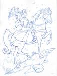 KAYLEY on Horseback