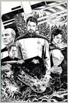 STAR TREK: THE NEXT GENERATION: THIN ICE