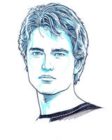 CEDRIC DIGGORY by Jerome-K-Moore