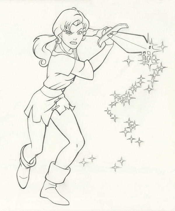 Camelot 39 s defender by jerome k moore on deviantart for Quest for camelot coloring pages