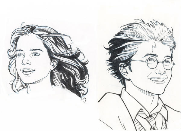 POTTER PALS by Jerome-K-Moore