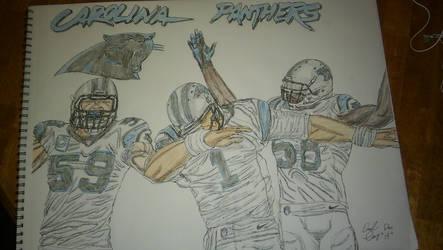 Panthers Celebration by ebrolic