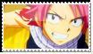 Stamp Natsu Dragneel by Karin75146