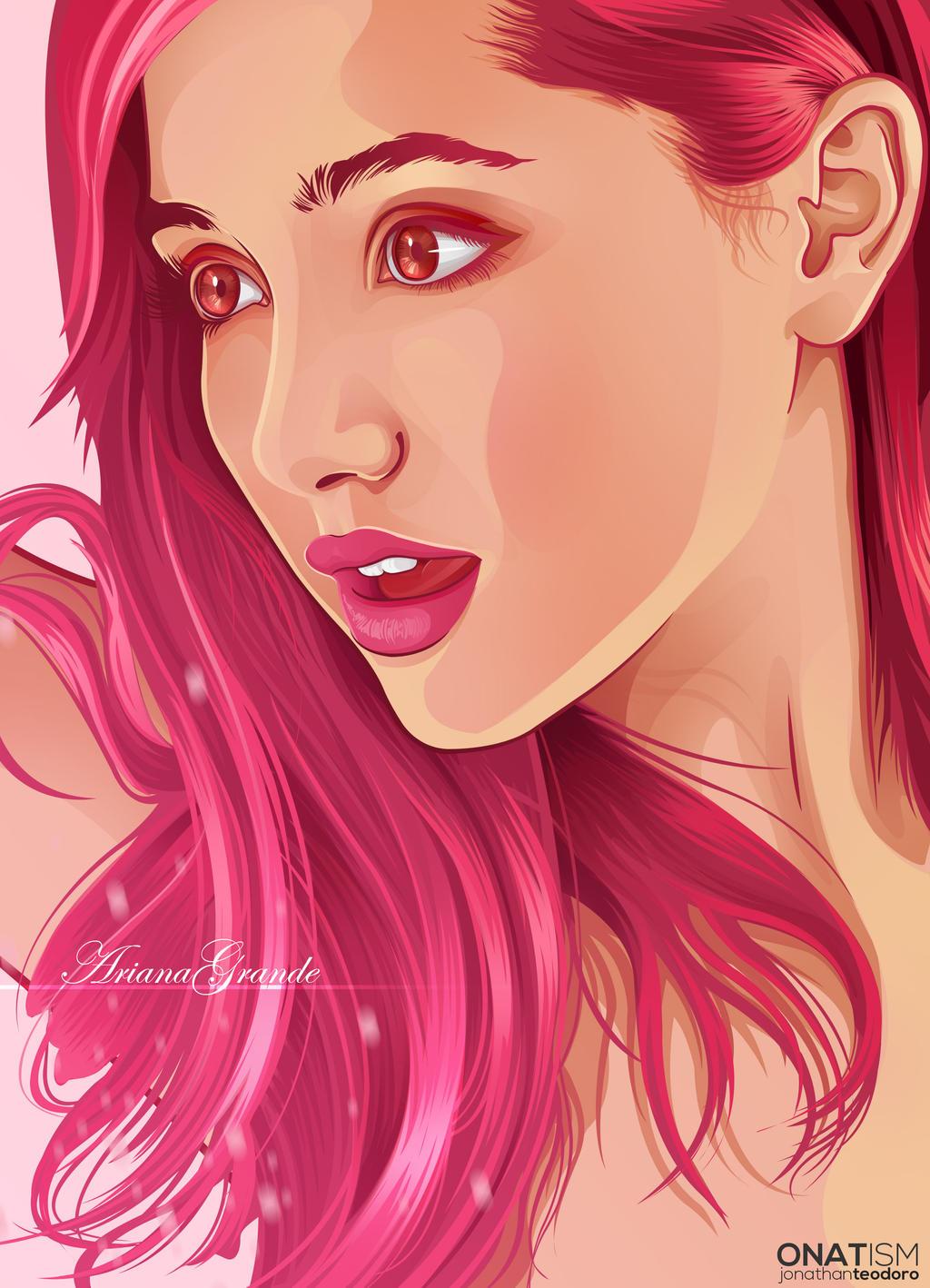 Ariana Grande by jonathan36