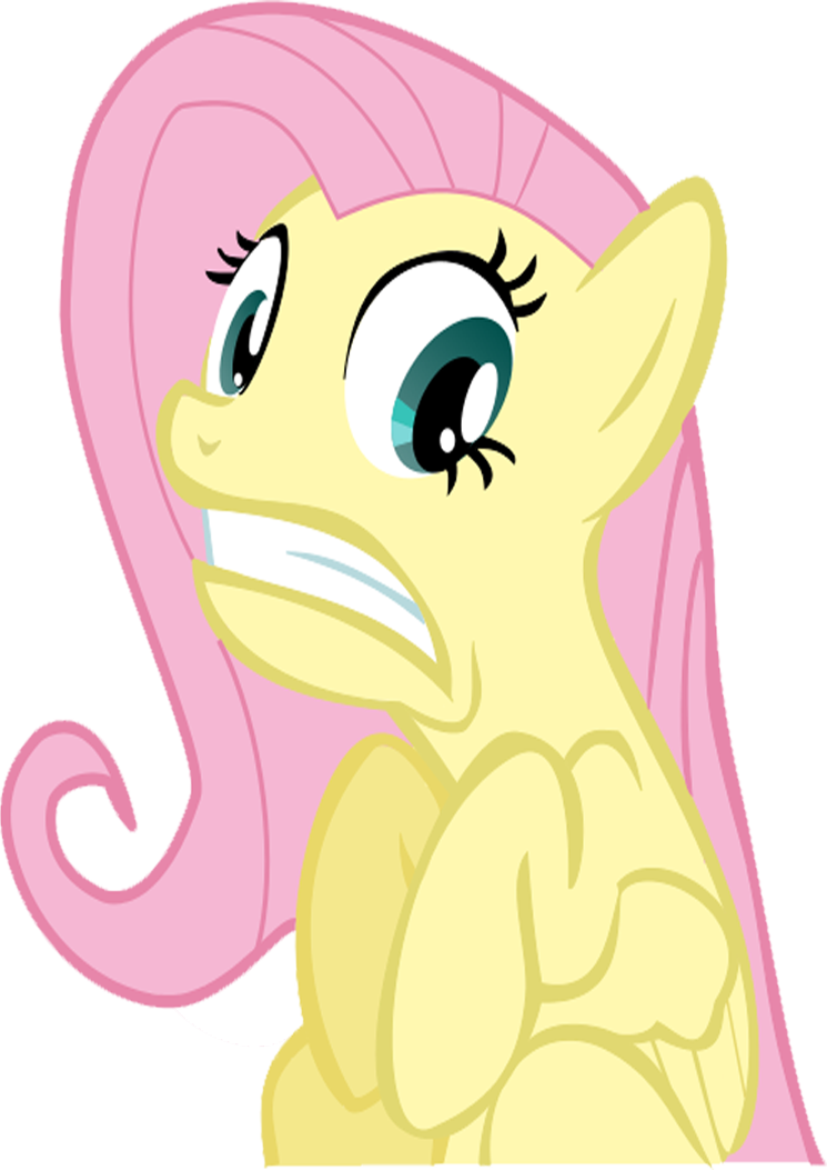 Scared Fluttershy Season 3 episode 5 by Supermanxdlolol
