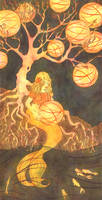 The Mermaid and the Lanterns. Take Two!