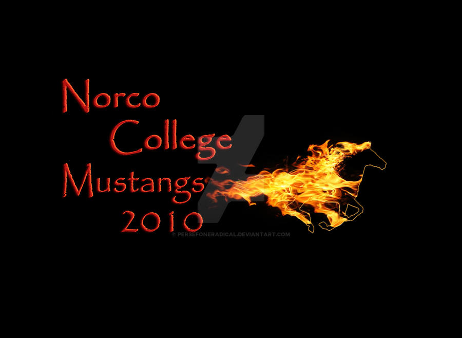 Norco College Cover Art by PersefoneRadical