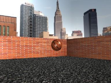 Bouncingball. by Brett-Mott