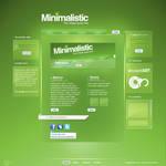 Minimalistic web