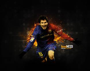 Messi wallpaper by eLdIn94