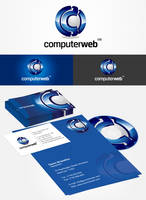 ComputerWeb logo by eLdIn94