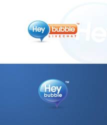 HeyBubble livechat logo