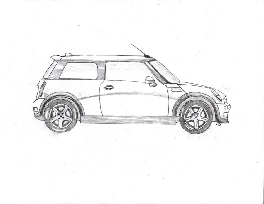 pin mini cooper coloring pages amp pictures imagixs on