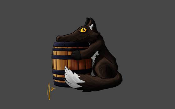 Kleiner Krokofucholf