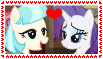 Coco Pommel X Rarity Stamp by SolarFluffy