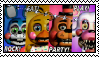 FNAF 2 stamp by SolarFluffy