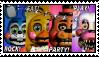 FNAF 2 stamp by SolarFluffy