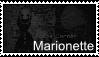 FNAF 2 - Marionette Stamp by SolarFluffy