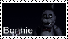 FNAF - Bonnie Stamp by SolarFluffy