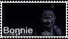 FNAF - Bonnie Stamp by SolarFluffy