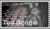 FNAF 2 - Toy Bonnie Stamp by SolarFluffy