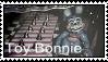 FNAF 2 - Toy Bonnie Stamp by SolarFluffy