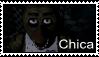 FNAF - Chica Stamp by SolarFluffy