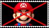 Anti Mario Stamp by SolarFluffy