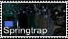 FNAF 3 - Springtrap stamp