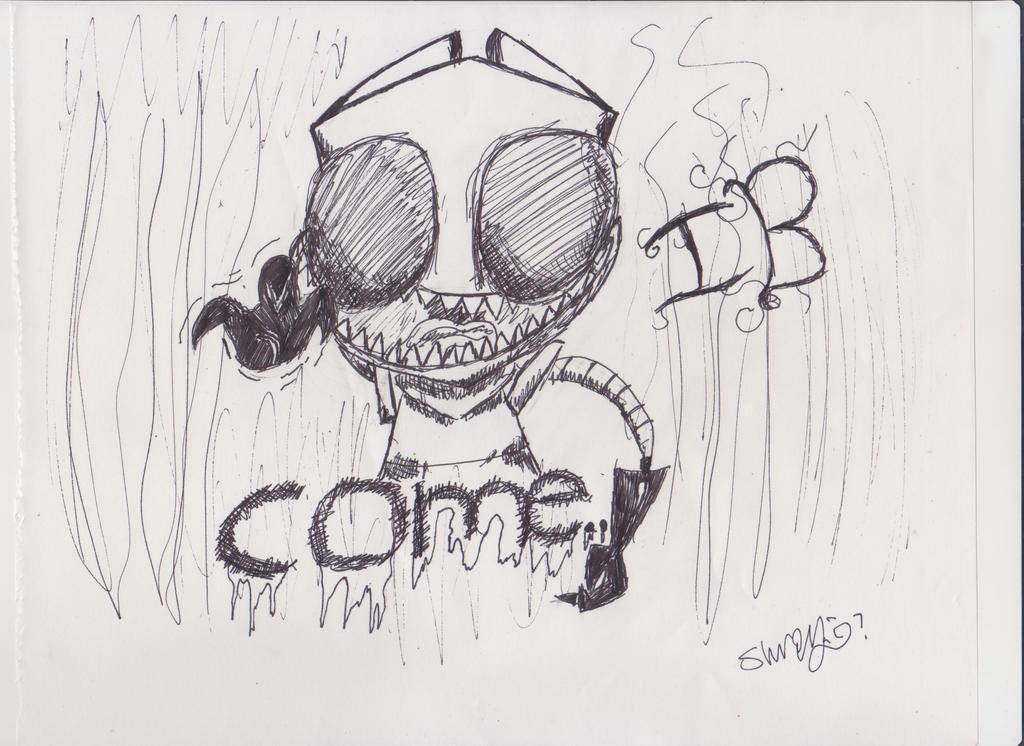 Here I Cooommmeee.... by Slurpythenobblefox