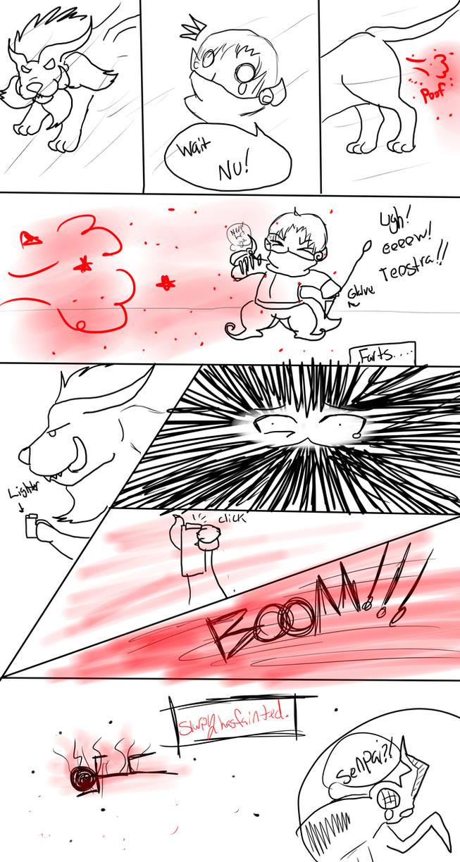 Farts MH4U Comic by Slurpythenobblefox