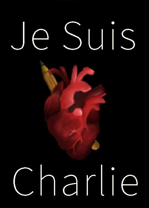 Je suis Charlie by CrazyWolfka