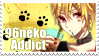 96neko Stamp by Maggy-Neworld