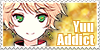 Yuu Stamp by Maggy-Neworld