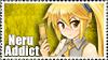 Neru Akita Stamp by Maggy-Neworld