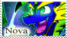 Gift: Nova Stamp by Nivviax