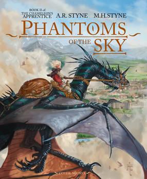 Phantoms of the sky (Chameleon's apprentice bk II)