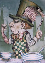 Mad Hatter Suicide