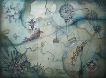 Common Dreads Enter Shikari by HOMELYVILLAIN