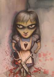 original scissor sister by HOMELYVILLAIN