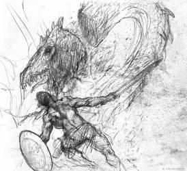 Sketchbook 021 by coskoniotis