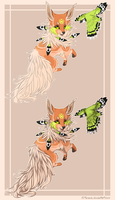 Character design AUCTION by Taravia