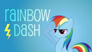 Rainbow Dash Added Name WP