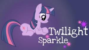 Twilight Sparkle Added Name WP