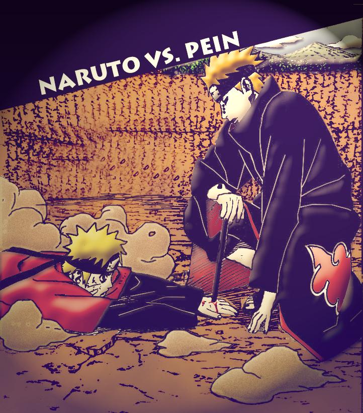 naruto shippuden vs pain. naruto shippuden pain pics.