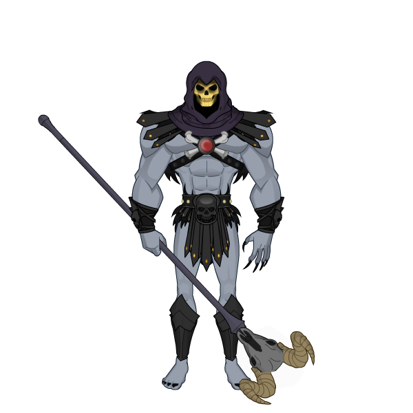 [Galeria] - Carcharocles Skeletor___masters_of_the_universe_by_carcharocles-d7g9fzt