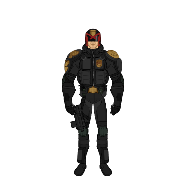 [Galeria] - Carcharocles Judge_dredd__2012_movie__by_carcharocles-d88b9c8