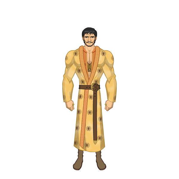 [Galeria] - Carcharocles Oberyn_martell___game_of_thrones_by_carcharocles-d8atvoa