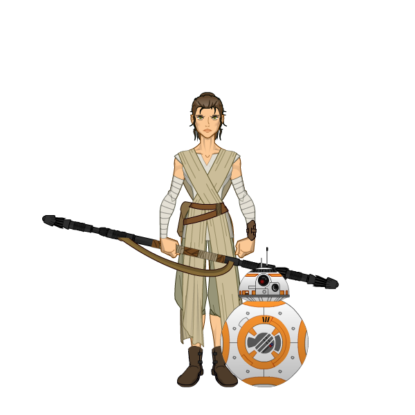 [Galeria] - Carcharocles - Página 2 Rey_and_bb8___star_wars_by_carcharocles-d9s8zlx