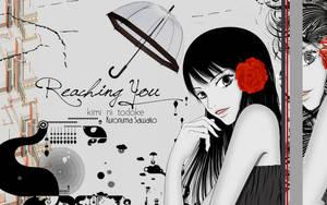 Reaching You by aamk-yu